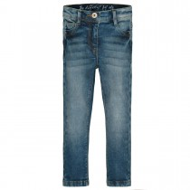 Mädchen Skinny Jeans Slim Fit - Dark Blue Denim