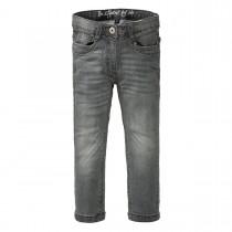 Mädchen Skinny Jeans Regular Fit - Grey Denim