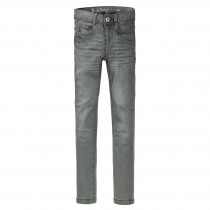 Mädchen Skinny Jeans Slim Fit - Grey Denim