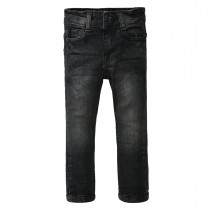 Skinny Jeans Slim Fit  - Black Denim