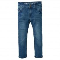 Skinny Jeans Regular Fit - Mid Blue Denim