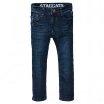 Skinny Jeans Regular Fit - Dark Blue Denim