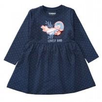 Kleid LOVELY BIRD - Deep Tinte