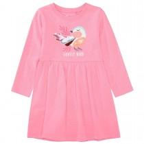 Kleid LOVELY BIRD - Soft Pink