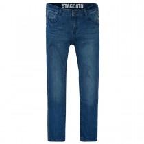 Skinny Jeans Big Fit - Mid Blue Denim
