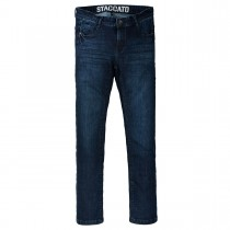 Skinny Jeans Big Fit - Dark Blue Denim