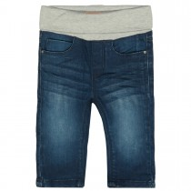 Unisex Jeans - Mid Blue Denim