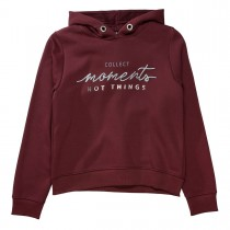Hoodie MOMENTS - Deep Berry
