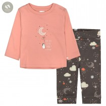 ORGANIC COTTON Pyjama MOON  -