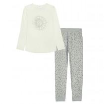 Pyjama STARS - Offwhite