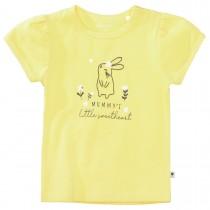 T-Shirt mit Hasen-Stitching auf der Front - Sun