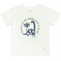 T-Shirt DINO - Offwhite