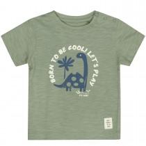 T-Shirt DINO - Soft Olive