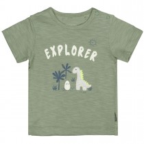 T-Shirt EXPLORER - Soft Olive