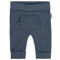 ORGANIC COTTON Hose - Washed Blue