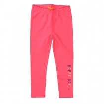 Sweatleggings HAPPY DAY - Pink