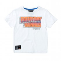 T-Shirt EVERYDAY WINNER - White