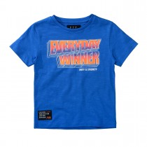 T-Shirt EVERYDAY WINNER - Royal Blue