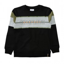 Sweatshirt COMPLETE - Black