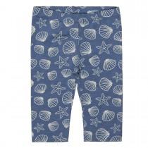 BASEFIELD Capri Leggings - Jeans Blue