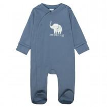 ORGANIC COTTON Pyjama ELEFANT - Jeans Blue