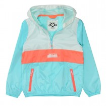 JETTE  Windbreaker - Light Mint