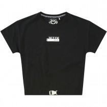 JETTE T-Shirt mit Schnalle - White