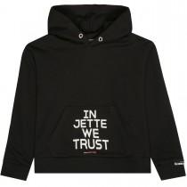 JETTE Kapuzenpullover Trust - Black