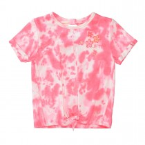JETTE T-Shirt Batik - Berry