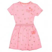 JETTE Kleid Schmetterling - Candy Melange