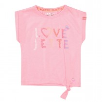 JETTE T-Shirt LOVE - Candy