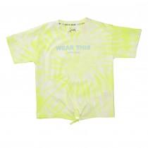 JETTE Batik Shirt  - Neon Sun