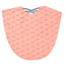 JETTE T-Shirt 2in1 - Bright Coral