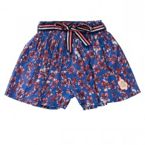 JETTE Shorts mit Blumen - Powder Blue