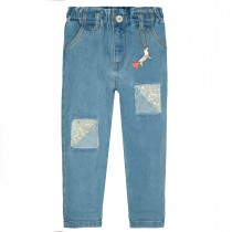 JETTE Jeans  - Blue Denim