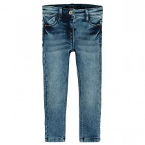 JETTE Skinny Jeans Slim Fit  - Midblue Denim