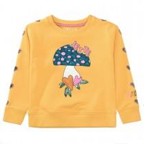 JETTE Sweatshirt PILZ - Mustard