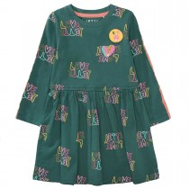 JETTE Kleid LOVE - Evergreen