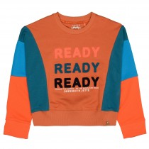 JETTE Sweatshirt READY - Retro Rust