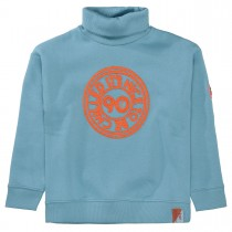 JETTE Sweatshirt CHILLED  - Smoky Blue