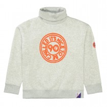JETTE Sweatshirt CHILLED  - Silver Grey