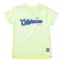JETTE T-Shirt - Neon Yellow