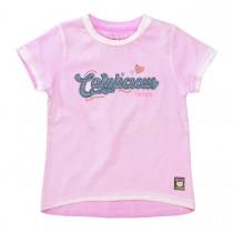 JETTE T-Shirt - Liac Rosy