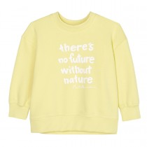 MARC O'POLO Sweatshirt mit Wording-Print - Sun