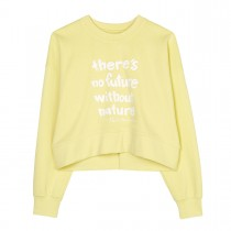 MARC O'POLO Sweatshirt mit Statement-Print - Sun