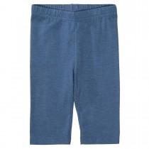 ATTENTION Capri Leggings - Deep Blue Melange