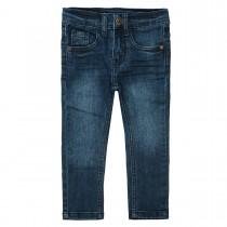 ATTENTION Jungen Jeans mit verwaschener Optik - Blue Denim