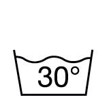 Maschinenwäsche 30°