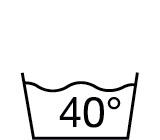 Maschinenwäsche 40°